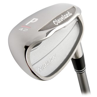 Cleveland Ladies Niblick II Wedge Graphite Shaft