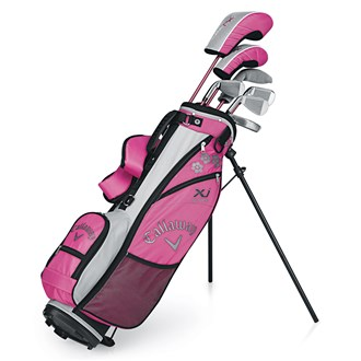 Callaway X Junior Girls Package Golf Set