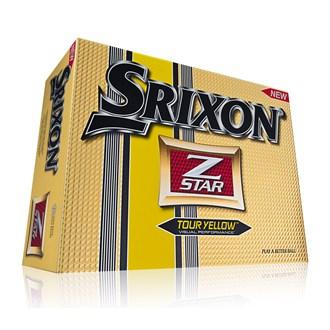 Srixon Z Star Golf Balls Dozen