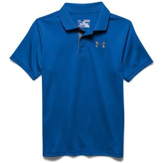 Under armour boys matchplay polo shirt