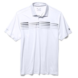 Under armour mens coldblack ace graphic polo shirt