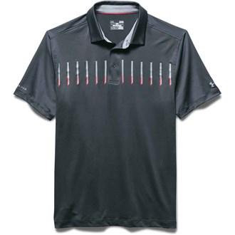 Under armour mens coldblack screws polo shirt van kantoor artikelen tip.