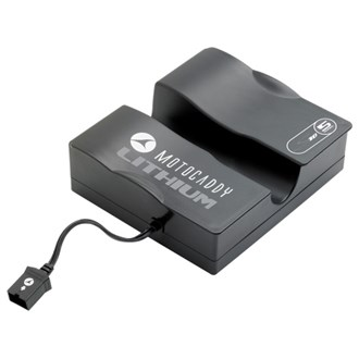 Motocaddy SSeries 16Ah 18 Hole Lithium Battery & Charger