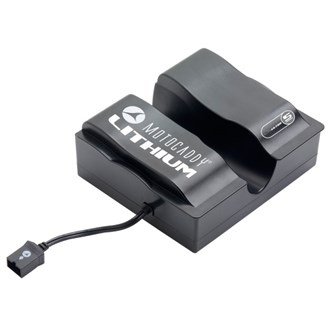 Motocaddy SSeries 20Ah 36 Hole Lithium Battery & Charger