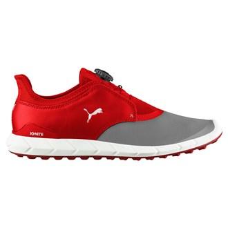 Puma mens ignite spikeless sport disc shoes