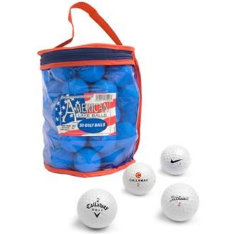 Premium American Lake Balls (50 Ball)