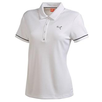 Puma ladies tech polo shirt
