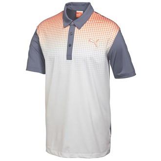 Puma Golf Boys Glitch Polo Shirt 2015