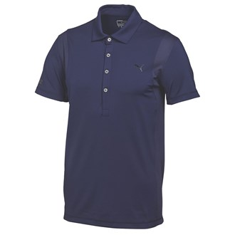 Puma mens lux tech polo shirt 2015