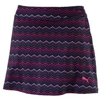 Puma Ladies Zig Zag Knit Skirt
