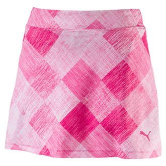 Puma Ladies Crosshatch Knit Skirt