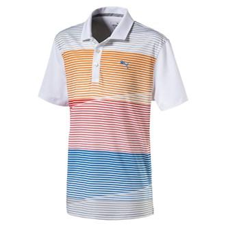 Puma boys levels polo shirt