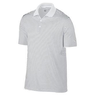 Nike Mens Victory Stripe Polo Shirt (Logo On Sleeve)