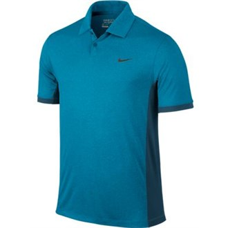 Nike victory block polo shirt (logo on chest)