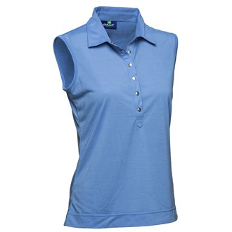 Daily sports ladies malou sleeveless polo shirt