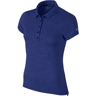 Nike ladies precision jacquard polo shirt
