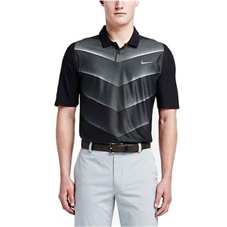 Nike mens tw vl max hypercool fade polo shirt