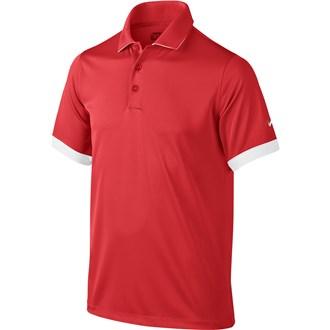 Nike boys icon polo shirt