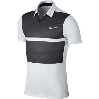 Nike mens mm fly framing block polo shirt van kantoor artikelen tip.