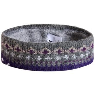 golfino ladies norwegian knit headband