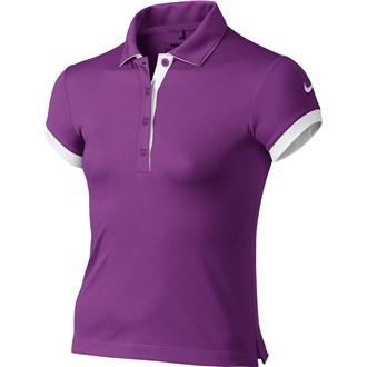 Nike girls victory polo shirt