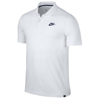 Nike Mens Tipped Novelty Polo Shirt