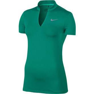Nike Ladies Ace Swing Knit Polo Shirt