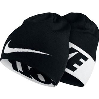 Nike Mens Reversible Golf Knit Beanie Hat
