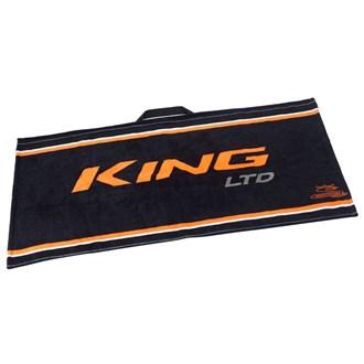 cobra king ltd towel
