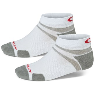 Oakley mens low cut socks (2 pack)