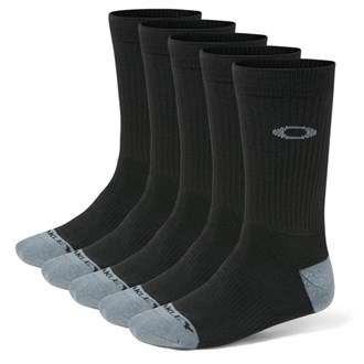 Oakley performance basic crew socks (5 pack)
