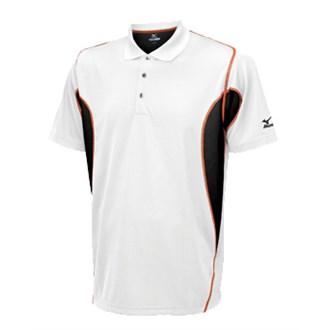 Mizuno Mens DryLite Split Panel Golfer Polo Shirt
