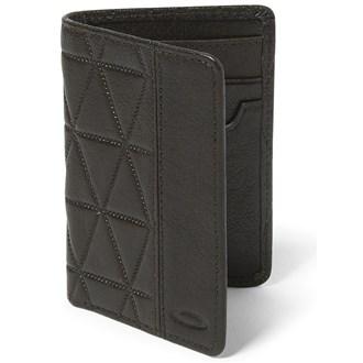 Oakley mens leather slim wallet