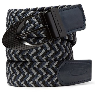 Oakley stretch braided belt