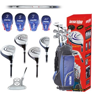 Longridge Alpha II Ladies Package Golf Set