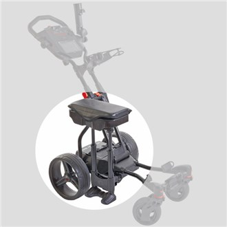 Big Max Trolley Seat (For Coaster Electric Trolley)
