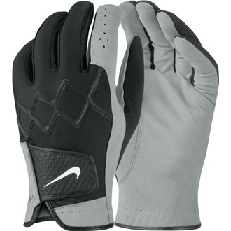 nike mens all weather iii gloves (pair)