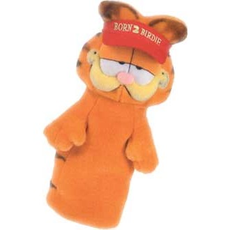 Winning Edge Garfield Deluxe Headcover