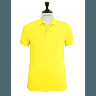 J lindeberg rubi regular pique polo shirt