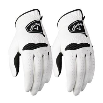 callaway ladies xtreme 365 gloves (2 pack)