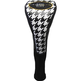 Winning Edge Loudmouth Houndstooth Driver Headcover