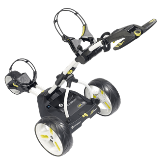 Motocaddy m1 pro electric trolley with lithium battery 2017
