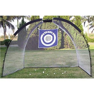 golf practice cage net (7ft x 11ft x 5ft)