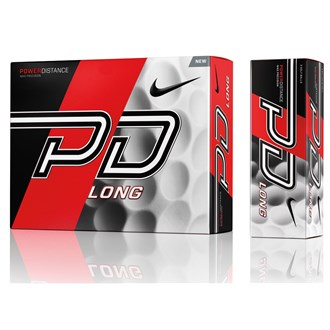 nike power distance pd9 long balls (12 balls)