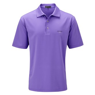 Aston Martin Mens Performance Solid Polo Shirt 2014