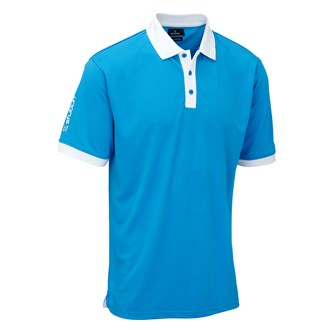 Stuburt Mens Essential Urban Contrast Polo Shirt 2015