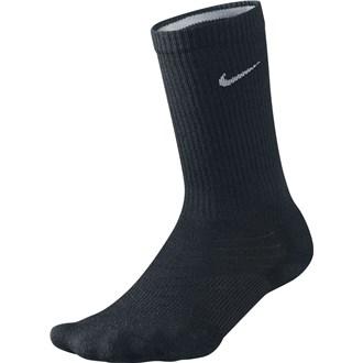 Nike dri fit crew row socks (3 pairs)