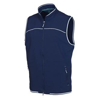 Tommy Hilfiger Mens Lionel Water Repellent Jacket Vest