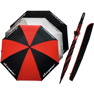 Clicgear uv 68 inch dual canopy umbrella