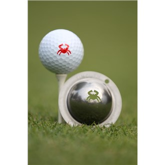 Tin Cup Ball Marker  Chesapeake
